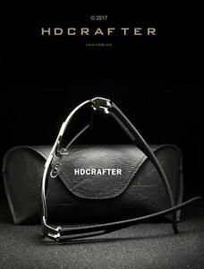Sunglass HDCRAFTER pour Hommes Signature à un tarif promotionnel   authentique