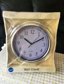 Kitchen Wall Clock Still Boxed