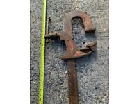 1200mm 4ft (carver) clamp