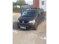 VW Caravelle 3.2 v6 232 BHP very rare dub with a R32 block.