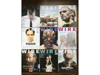 The Wire magazine - 99 issues