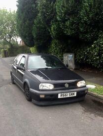 VW Golf Mk3 GTi 16V 1997