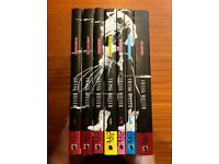 Complete Sin City graphic novels