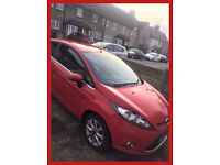 2011 Ford Fiesta 1.25 Zetec 3dr --- Low Miles 41000 --- Ford Fiesta 2011