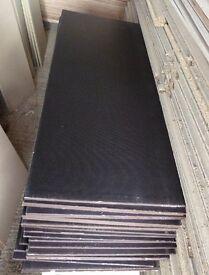 10 Pieces of NEW 12mm RIGA Phenolic AntiSlip Weatherproof Birch Plywood 48in x 19in (1220mm x 490mm)