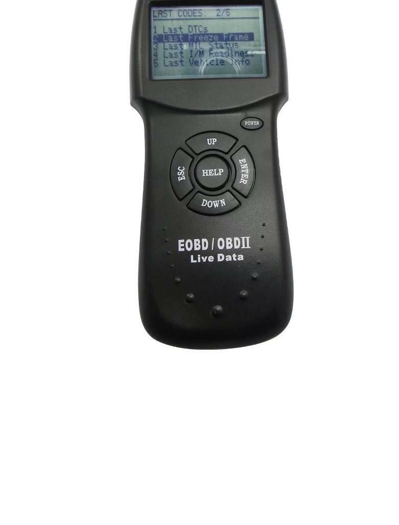 D900 universal diagnostic scanner OBD reader obd2   in Clayton, West  Yorkshire   Gumtree