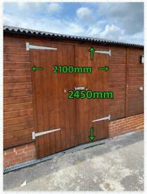 Workshop/ storage unit to let size and dimensions on pictures £550 pm
