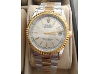 Mens Watches Rolex Style etc.