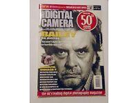 What Digital Camera magazine 11/01 50th issue. Bailey