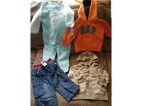 Boys clothing bundle, some new with tags