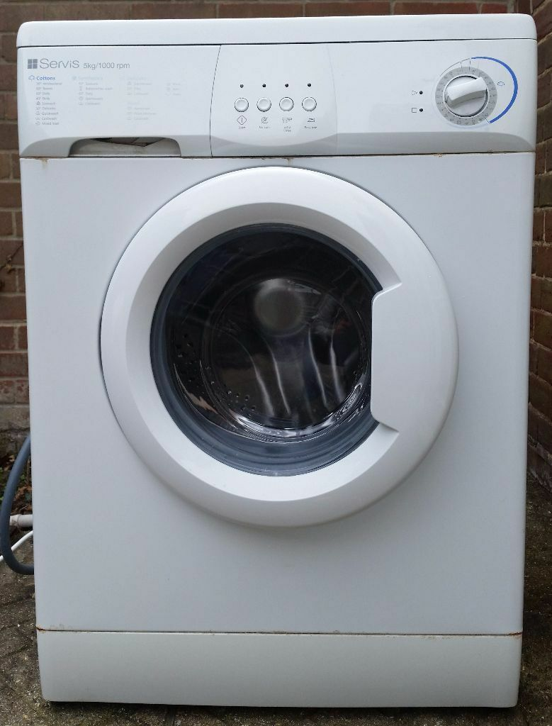 scrap washing machine for