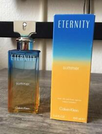Calvin Klein Eternity Summer Perfume - 100 ml brand new