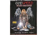 God Speed - Kurt Cobain Nirvana - Comic book / Graphic Novel