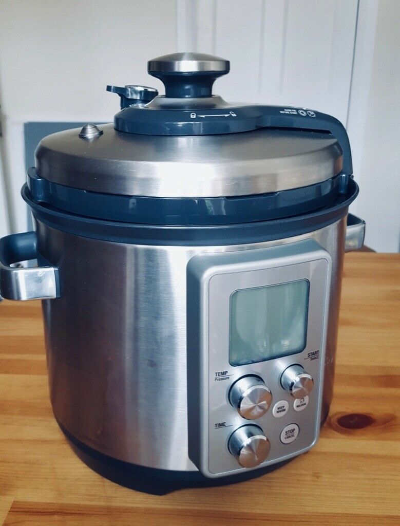 Sage BPR700BSS The Fast Slow Pro Slow Cooker, Brushed Metal | in West  Ealing, London | Gumtree