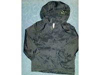 Boy's navy raincoat / jacket - Excellent Condition