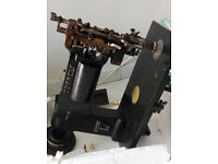 Cornely L embroidery machine