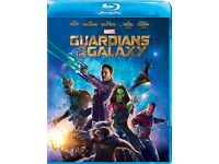 Wanted guardians of the galaxy on blu ray will pay £5