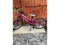 Girls bike (6-10)
