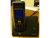 USED - BT Diverse 7410 Plus DECT Telephone Single Black