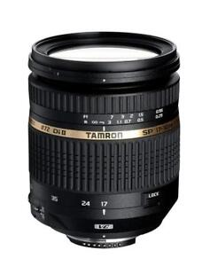 CANON TAMRON SP 17-50mm F2.8 Di II VC lens PERFECT in box