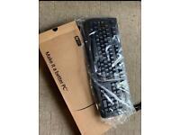 BRAND NEW logitech keyboards £10 each!!