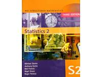 MEI Structured Mathematics Statistics 2