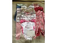 Baby Girl Clothing Bundle - 3-6 Months