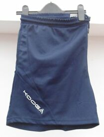 Kooga Elite Tech Adult Rugby Shorts, Navy or black. Various sizes.