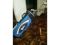 Mens Confidence golf clubs