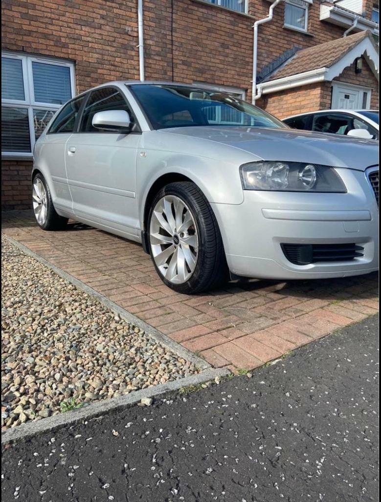 A3 TDI Audi