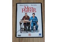 As New Meet The Parents DVD | Robert De Niro | Ben Stiller | Amusement | Entertainment | Mexborough