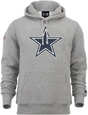 Cowboys Team Logo Hoodie - grey (Dallas Cowboys Team)