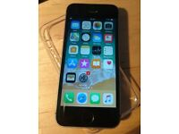 iPhone SE 64Gb space grey +case, great condition - professionally CHECKED