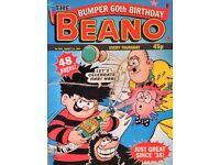 175 Vintage Beano Comics (1995-2000)