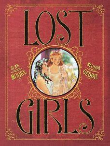 LOST GIRLS by Alan Moore and Melinda Gebbie