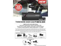 Thinkware F100 1080p Front & Rear Dash Cam Edinburgh Dundee Perth CALL