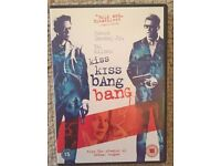 Kiss kiss bang bang- DVD