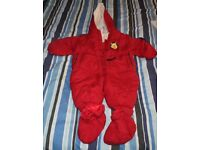 Winnie the Pooh all in one snowsuit/pram suit (9-12 months) – item 12