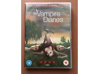 The Vampire Diaries Season 1 DVD