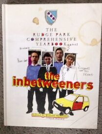 The Inbetweeners book vgc Bargin