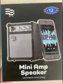 Mini amp speaker NEW