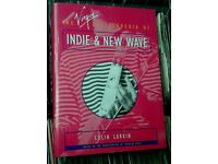 The Virgin Encyclopedia of Indie and New bands, first published and printed in 1998.