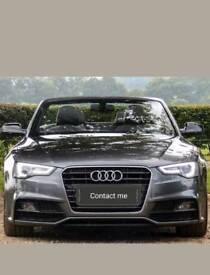 2016 Amazing Audi A5 S-line convertible