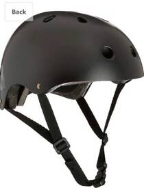 Bike helmet - Diamond black BMX