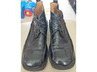 Melvin & Hamilton Leather boots