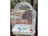 PETS BIRD CAGE (birdcage - budgerigar, canary, finch)