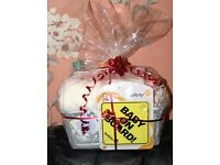Baby shower/new baby gift baskets