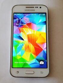 Unlocked White Samsung Galaxy Core Prime Mobile Smart Phone