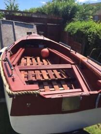 15ft beamy fishing boat