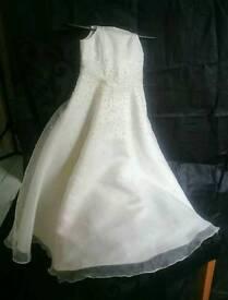 Stunning ivory Bridesmaid Dresses